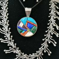 pendants, necklace